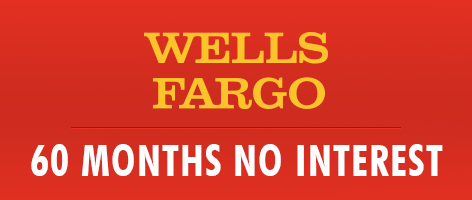 Wells Fargo 60 Months No Interest